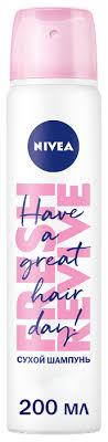 Купить Nivea сухой <b>шампунь 3 в 1</b>, 200 мл по низкой цене с ...