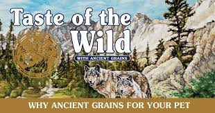 Why Ancient Grains For Your Pet Infographic Taste Of The Wild