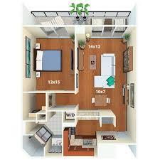 Flamingo South Beach Center Tower   1 Bed / 1 Bath   Espanola A. Bedrooms