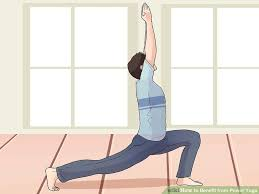 image led benefit from power yoga step 13