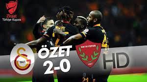 Galatasaray - Hatayspor Maç Özeti - YouTube