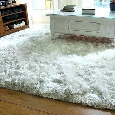 white plush area rug round area rugs white plush rug with grey fluffy large smintclub