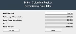 realtor commission calculator best real estate apps and tools to help sell a home