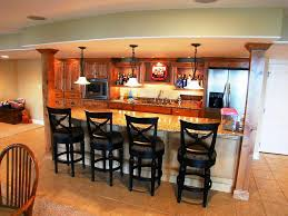 Basement Kitchen Small Sleek Basement Kitchen Ideas Small With Finished B 1024x768