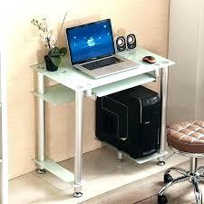 Small desks home 5 Ideas Modern Home Computer Desk Contemporary Desk Furniture Merrilldavidcom Modern Home Computer Desk Small Workstation Desk Elegant Top Metal