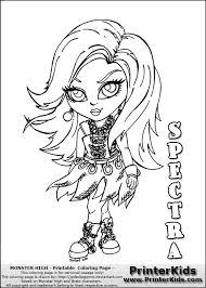 Small Picture monster high coloring pages spectra vondergeist baby Google