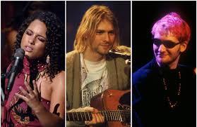 Best Mtv Unplugged Performances Spin