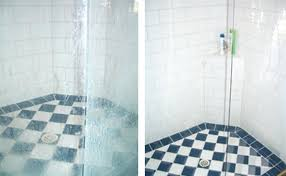 hard water stains on tile floor no more hard water spots soap s build up hard hard water stains on tile floor remove
