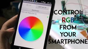 uncategorized small control lights with smartphone