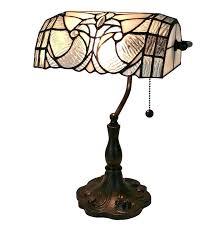 bankers desk lamp fl banker green glass