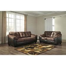 Brown leather living room furniture Beige Brown Signature Design By Ashley Rentacenter Rent To Own Living Room Sets For Your Home Rentacenter
