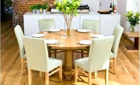 literarywondrous dark oak dining chairs used dark oak round dining table and chairs