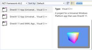Directx Game Development | Visual Studio