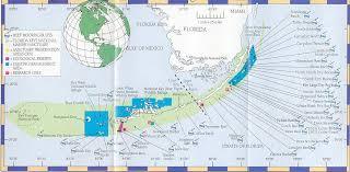 Key Largo Fishing Charts Charts And Maps Florida Keys Florida Go Fishing