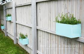 creative garden fence ideas by atlantic