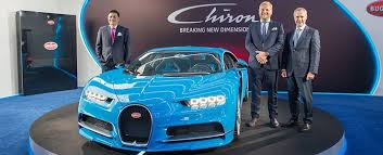 new car launch in singapore 2016The Bugatti Chiron lands in Singapore