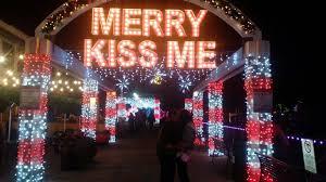 Dana Point Harbor Christmas Lights Merry Kiss Me Dana Point Harbour Happyharbourdays