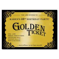 wedding invitation ticket template printable golden tickets for the polar express download them or print