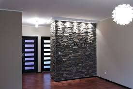 feature walls creative innovative deco stones for a wall distinguished by other decorations picture decorative stone