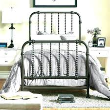 wrought iron bed frame king – remotewriter.co