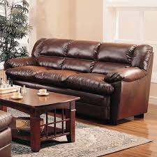 Overstuffed Living Room Furniture Overstuffed Sofa And Comfortable With Soft Pillows