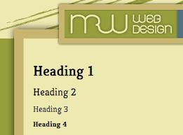 H1 Headings Are Important Blog Mrw Web Design