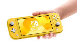 with nintendo switch lite