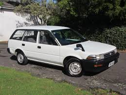 1990 Toyota Corolla Manual Diesel Station Wagon $1 RESERVE ...
