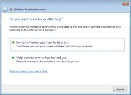 Windows 10 Petition Windows 10 How To Send Remote Assistance Invitation