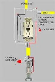 gfci wiring diagram switch gfci image wiring similiar gfi outlet diagram keywords on gfci wiring diagram switch