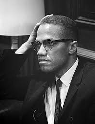 org malcolm x on education