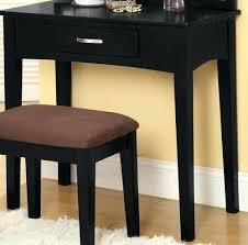 vanity table set without mirror gorgeous black vanity table no mirror black vanity table no mirror 48