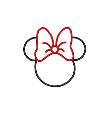 Free Mickey Mouse Template Download Free Mickey Mouse Head Silhouette Vector Download Free Clip