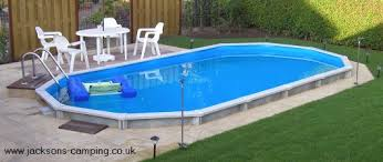 in ground swimming pool. Doughboy Swimming Pools In Ground Pool