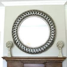 round mirror frame home ideas rustic round mirror rustic wooden mirror frames
