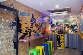 office offbeat interior design. Offbeat Creative Has Transformed The Interior Design To Replicate Elements Of Favela Through Reclaimed Materials, Including Corrugated Steel And OSB Office A