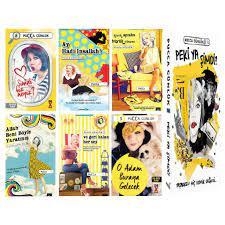 Pucca Günlük 7 Kitap Set Fiyatları ve Özellikleri