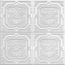 Armstrong Decorative Ceiling Tiles Armstrong Ceilings Common 100in x 100in Actual 100100in x 87