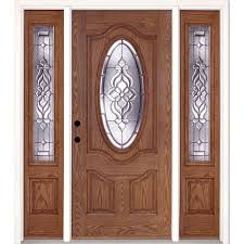 feather river doors 63 5 in x81 625 in lakewood zinc 3 4