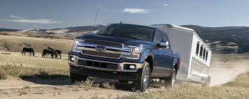 2019 Ford F-150 Towing Capacity