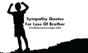 Loss Of Brother Quotes Fascinating Loss Of A Brother Quotes Feat For Create Inspiring Loss Of Brother