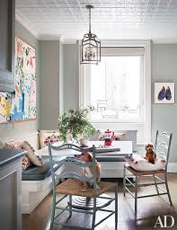breakfast room furniture ideas. Mornings Start Early At The Michael S. Smith\u2013designed New York City Home Of Breakfast Room Furniture Ideas F