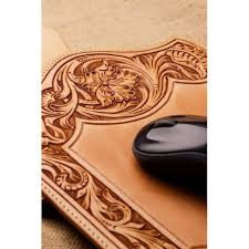 leathercraft pattern mouse pad pattern leather carving pattern leather template