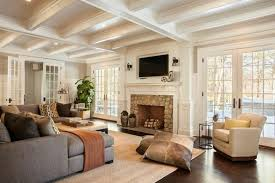 traditional living room with tv. 49 Exuberant Pictures Of TV\u0027s Mounted Above Gorgeous Fireplaces (GREAT IMAGES) Traditional Living Room With Tv