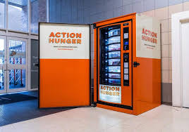 Charge On The Go Vending Machines Classy US To Roll Out Vending Machines For Homeless After Successful