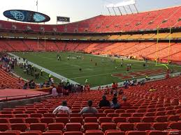 Chiefs Seating Chart With Rows 76 Exhaustive Seating Chart For Arrowhead Stadium