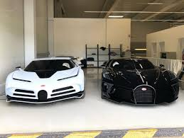 $18.68 million in game price: Bugatti Centodieci Bugatti La Voiture Noire Namastecar