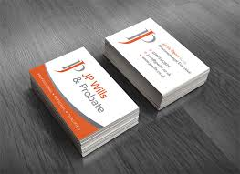 A Personal Letterhead Business Card Printing And Design