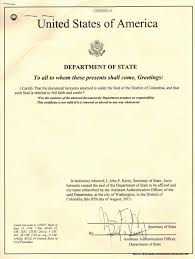 Apostille Cover Letter Us Department Of State Cover Letter