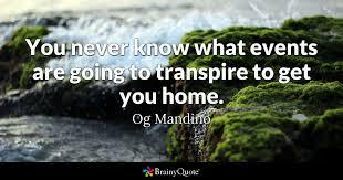 Og Mandino Quotes BrainyQuote Custom Og Mandino Quotes
